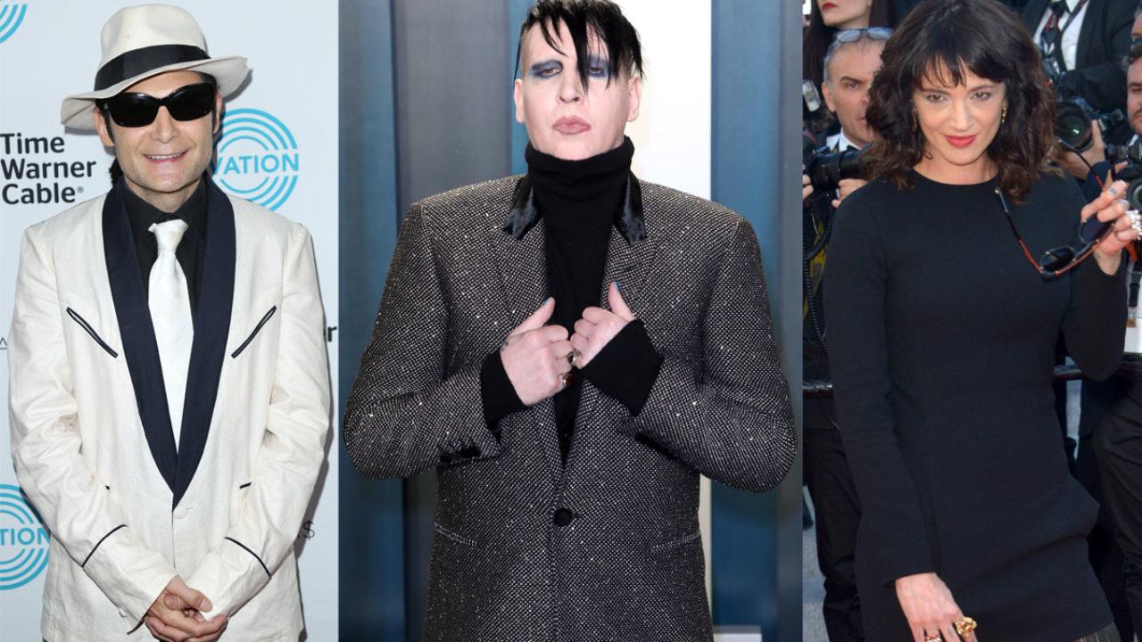 Corey Feldman Accuses Marilyn Manson of Abuse