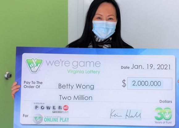 This Mistake Led Woman to Win $2 Million Powerball Jackpot