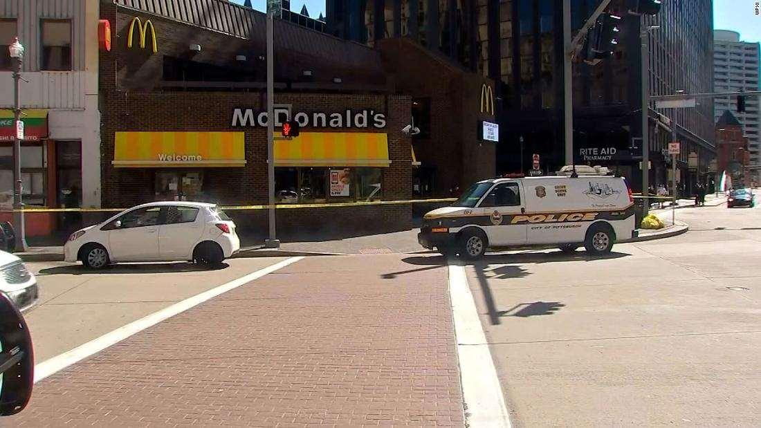 12-Year-Old Stabbed While Waiting in Line at McDonald's with His Family