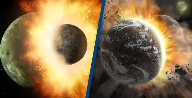 Study Suggests There Could Be an Ancient Planet Buried Inside Earth