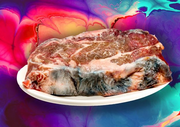 Can Eating Raw Meat Get You High?