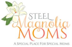 Steel Magnolia Moms Logo