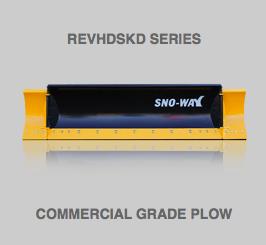 REVHDSKD Series Snow Plow