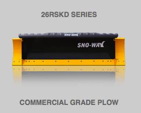 26RSKD Series Snow Plow