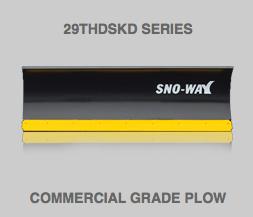 29THDSKD Series Snow Plow