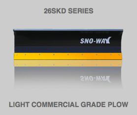 26SKD Series Snow Plow