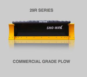 29R Series Snow Plow