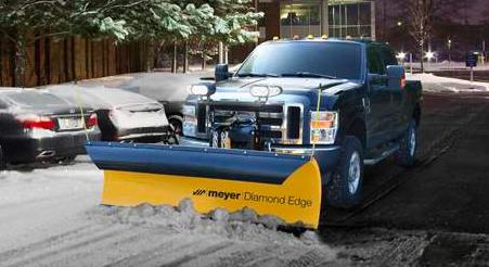 Diamond Edge 3/4-Ton Pickups and Larger