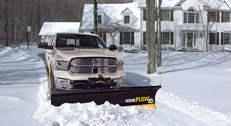 HomePlow Plow 1/2-Ton and Light Pickups
