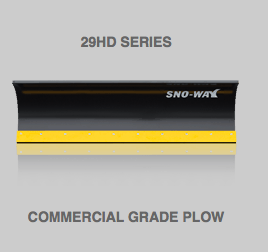 29HD Series Snow Plow