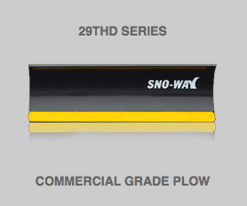 29THD Series Snow Plow