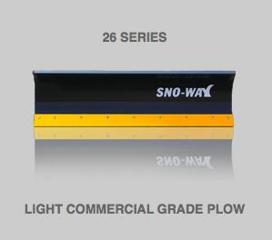 26 Series Snow Plow