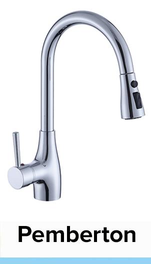 Pemberton Kitchen Faucet