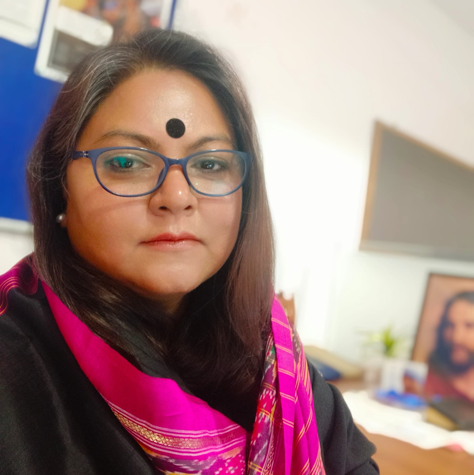 <strong>Angeline Chauhan</strong>
