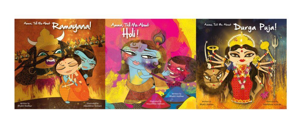 Bhakti Mathur Books