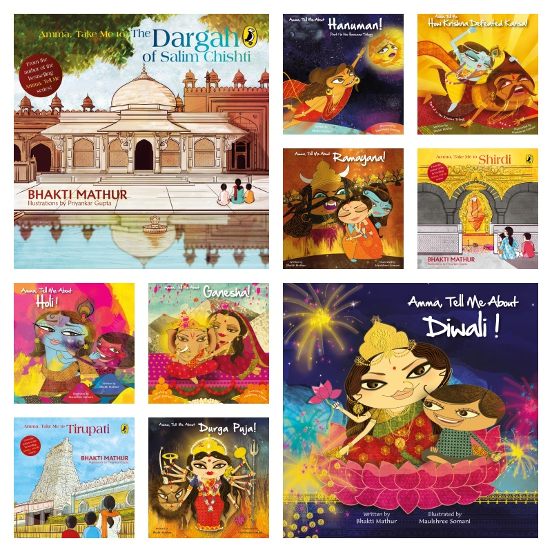 Teaching Mythology Through Rhythm And Rhyme With Author Bhakti Mathur