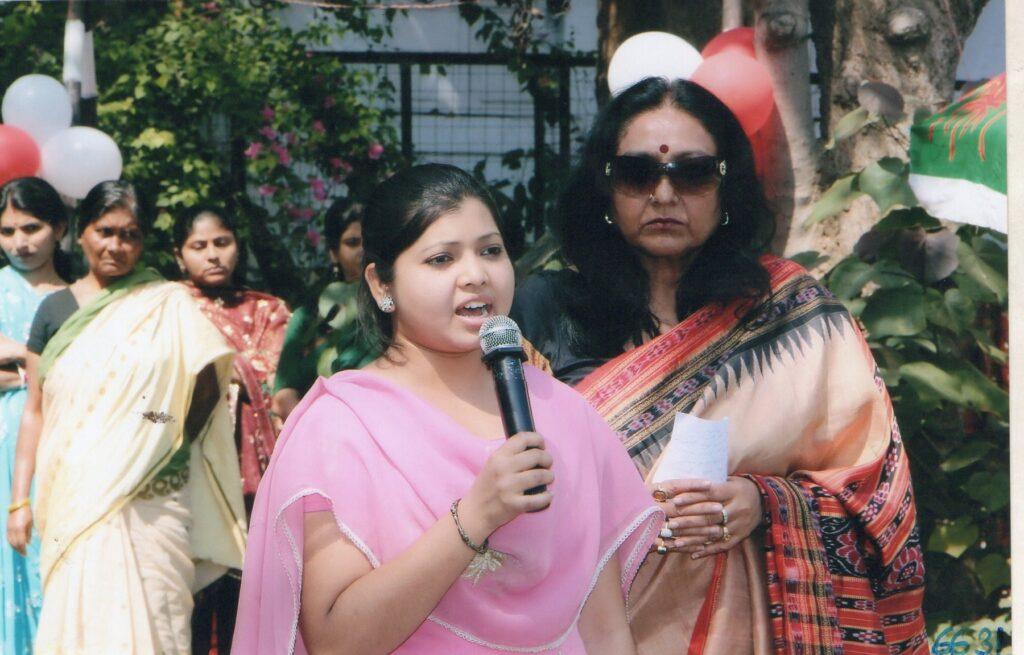 Rashmi Kumari at CHIC