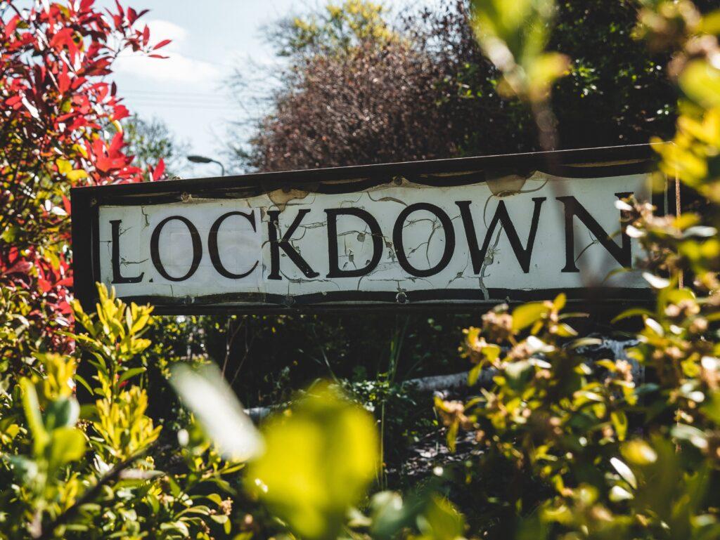 Lockdown won't lock my spirit