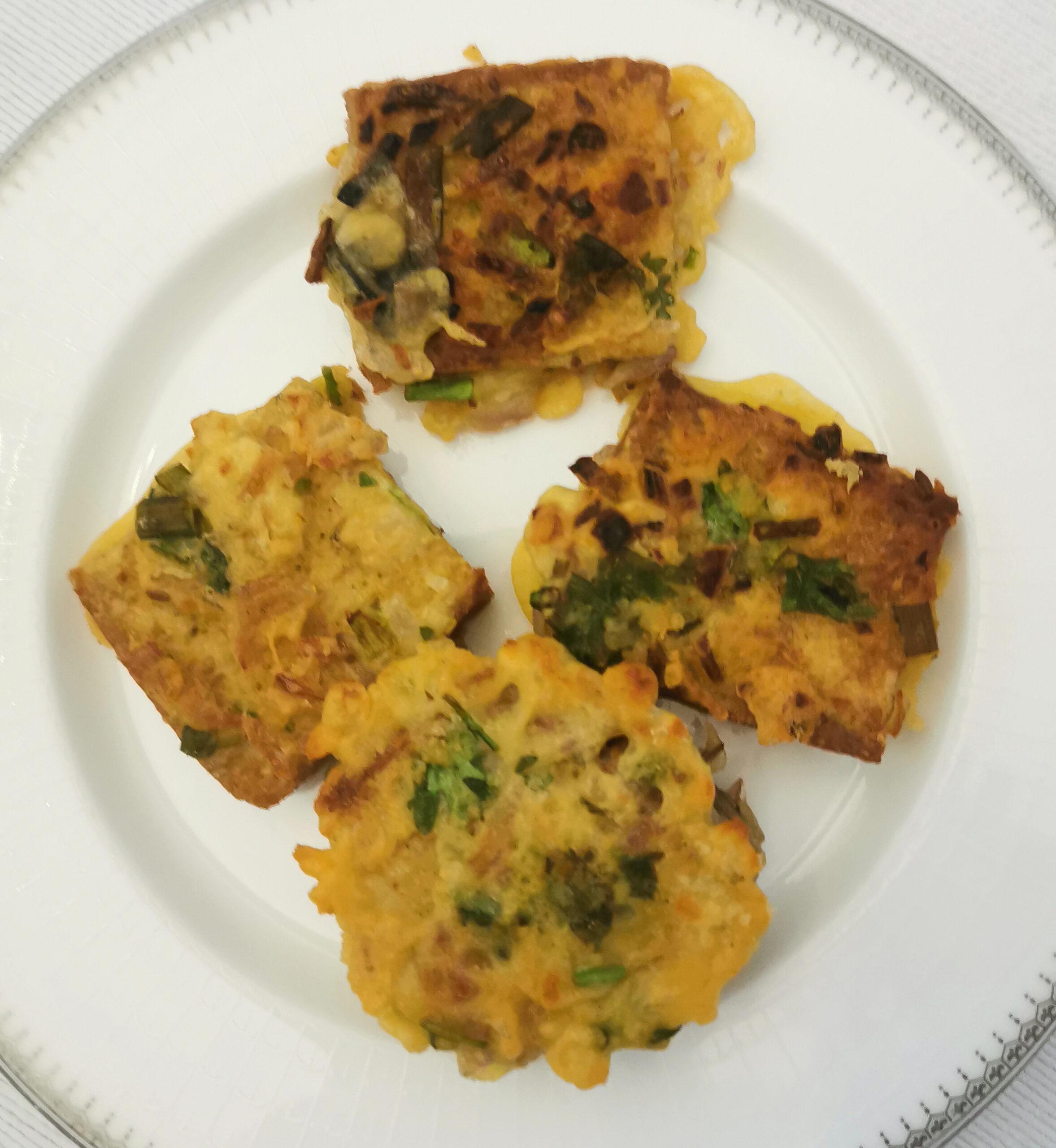 Gluten-Free Bread Pakora