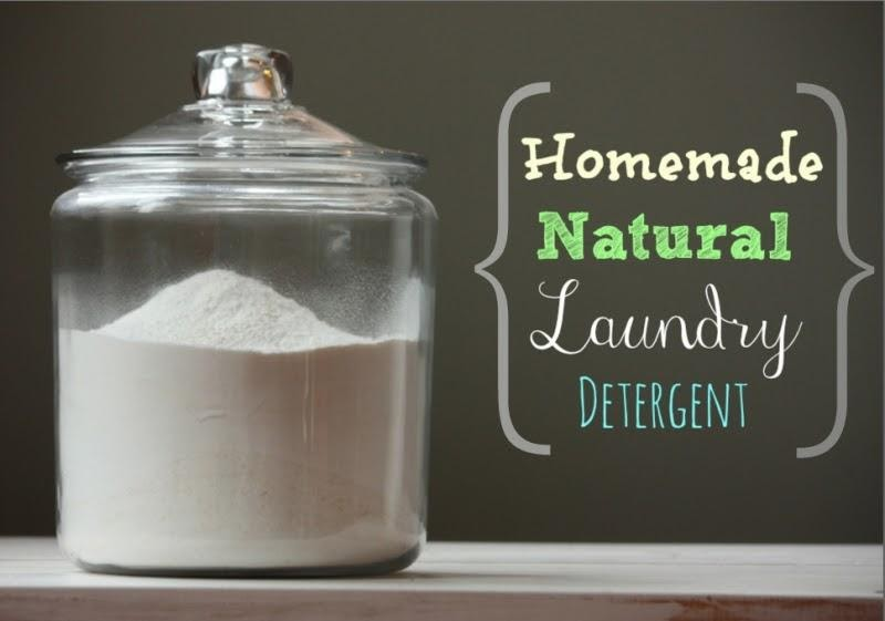 Home-made detergent