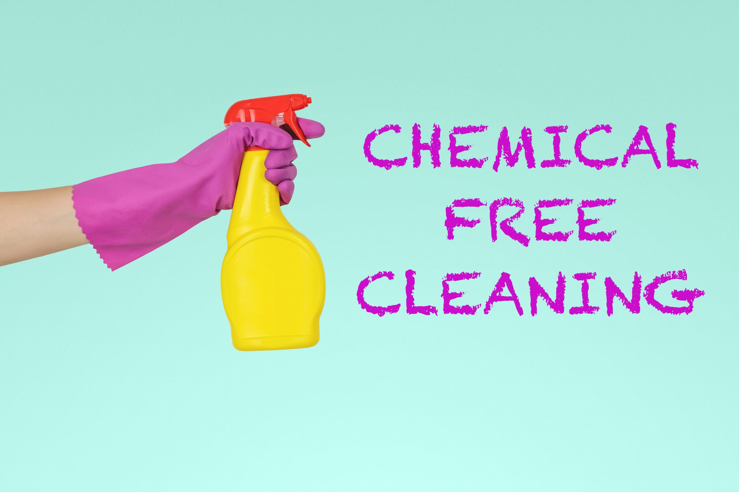 Moving Towards A Chemical Free Home