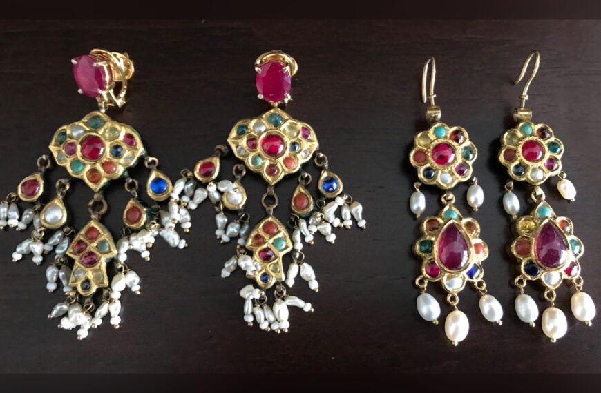 Breaking 'Heritage' One Jewel At A Time