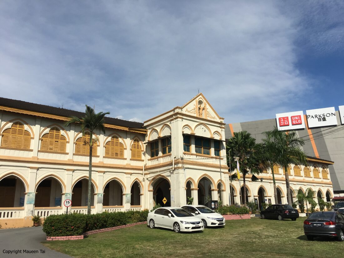 Convent of the Holy Infant Jesus, Ipoh