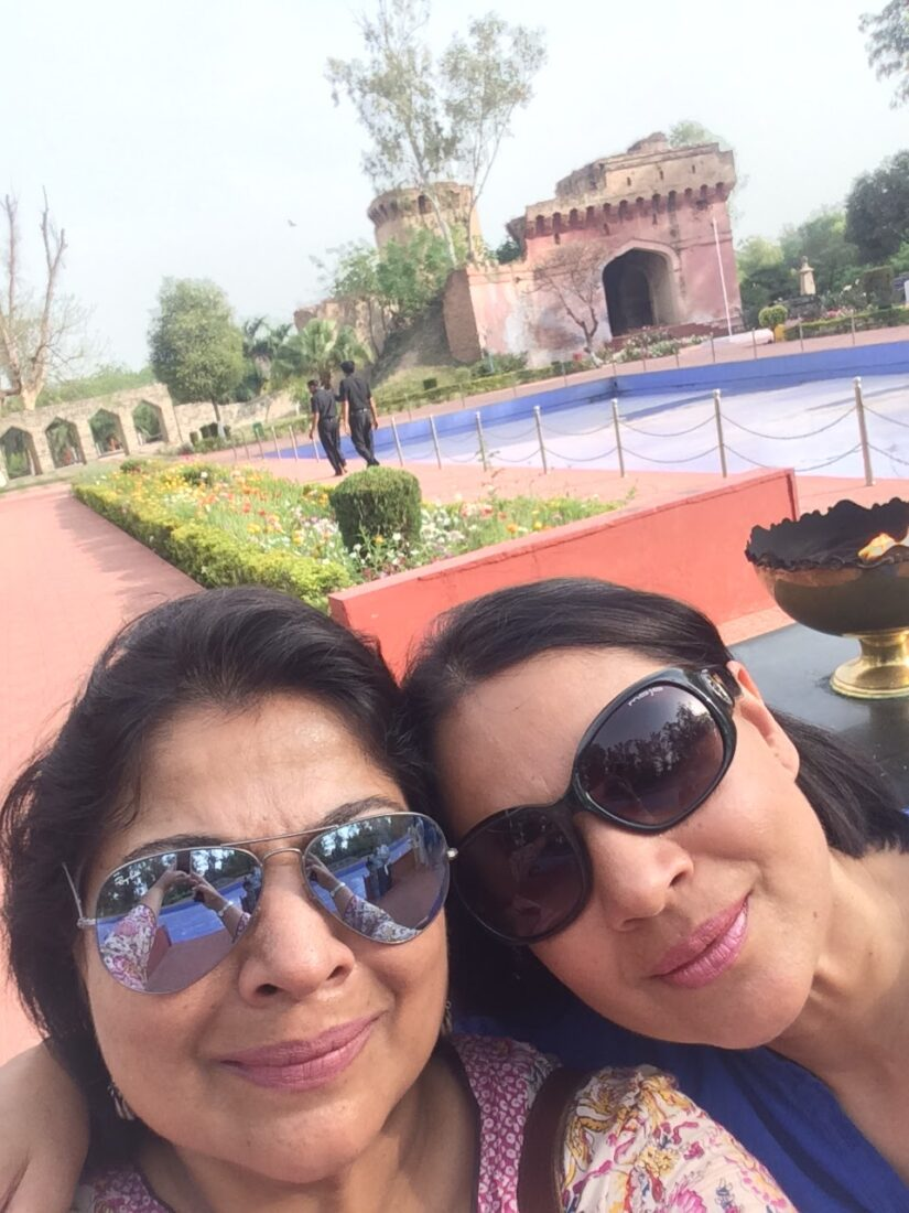 Sangeeta Chandran Sibling Love