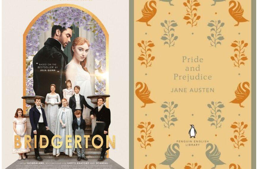 It's Jane Austen in 2021