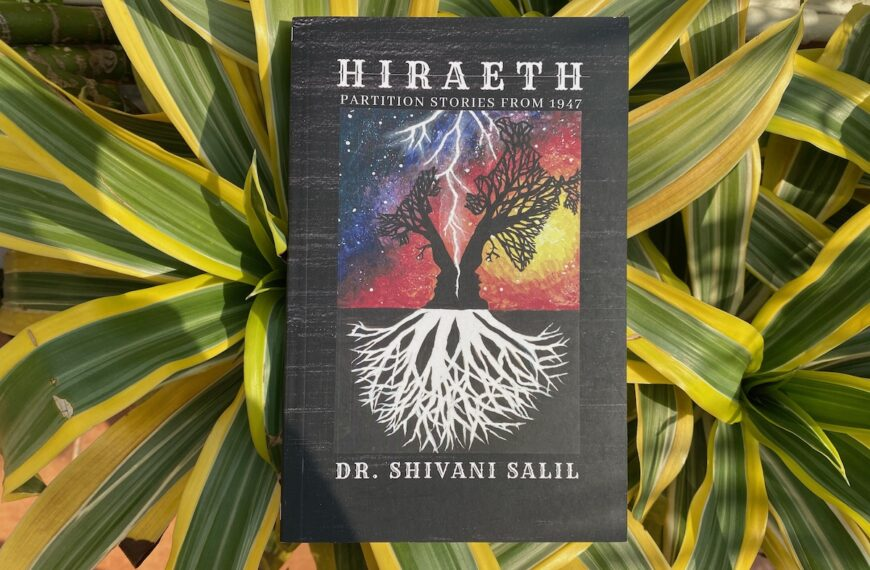 Author feature with Dr. Shivani Salil