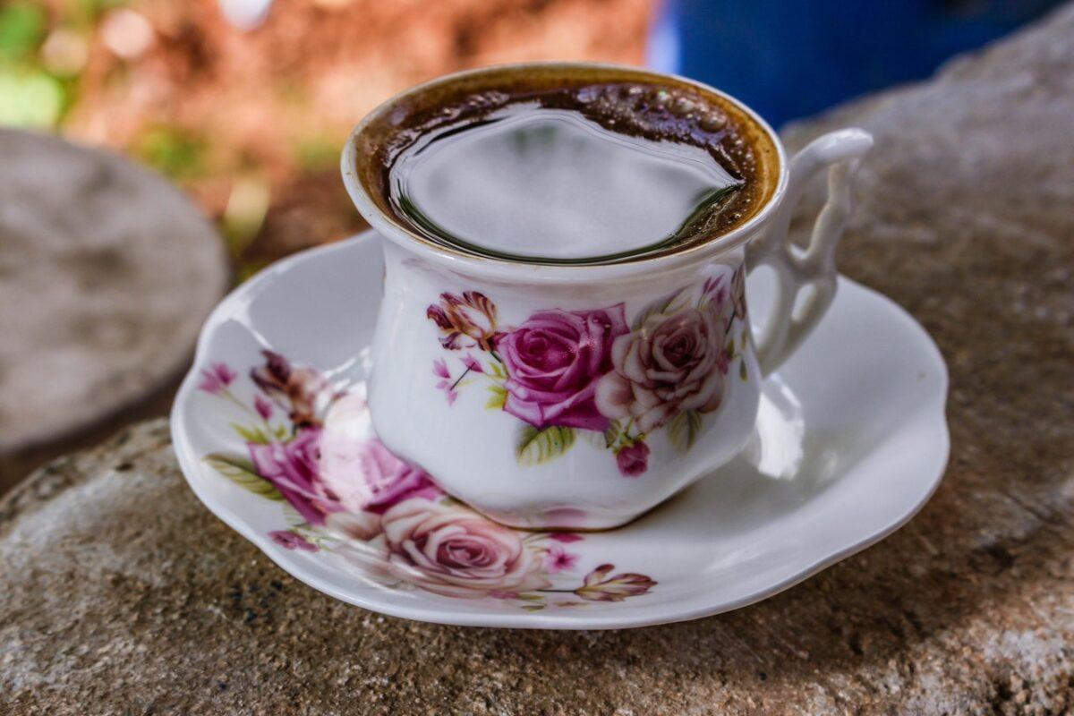 Wabi-Sabi In My Cup