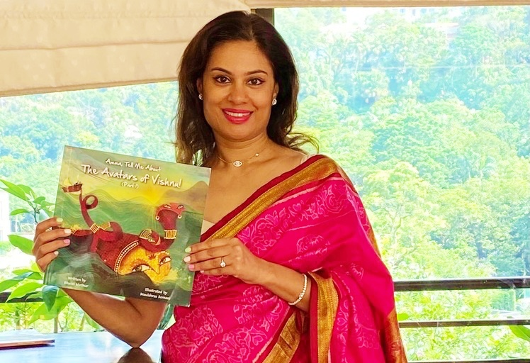 In conversation with author Bhakti Mathur