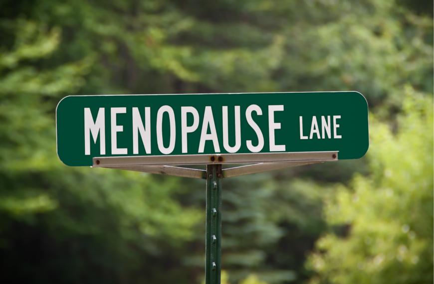 Eating Better For Menopause
