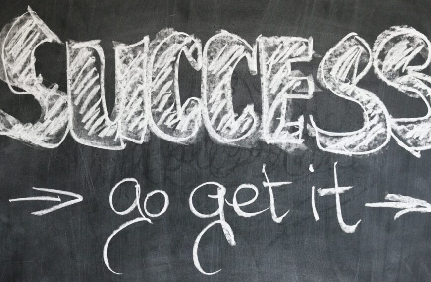 Micro Stepping your way to Success