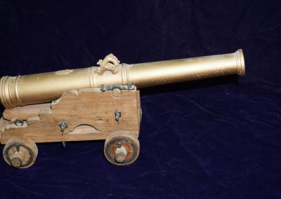 1:15 scale model of Iberian cannon