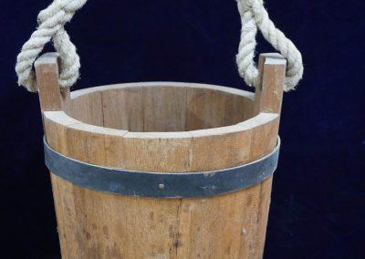 British cannon sponge bucket