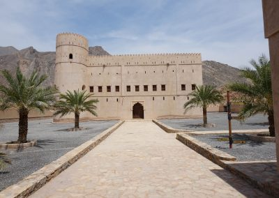 Castle at Bayt Ar Rudaydah