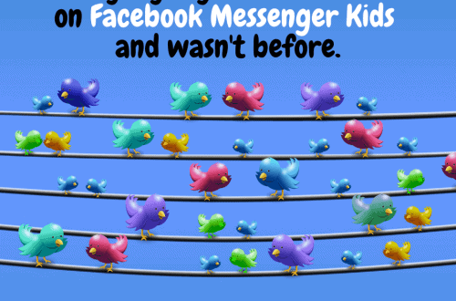 Why my 9 year old is now on Facebook Messenger and wasn't before