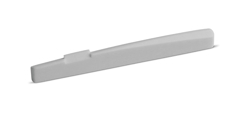 Bone Saddle Fits Many Composite Acoustics Guitars 3.5 mm Thickness Angle
