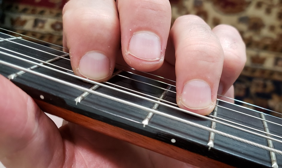How NOT to Sanitize Your Guitar
