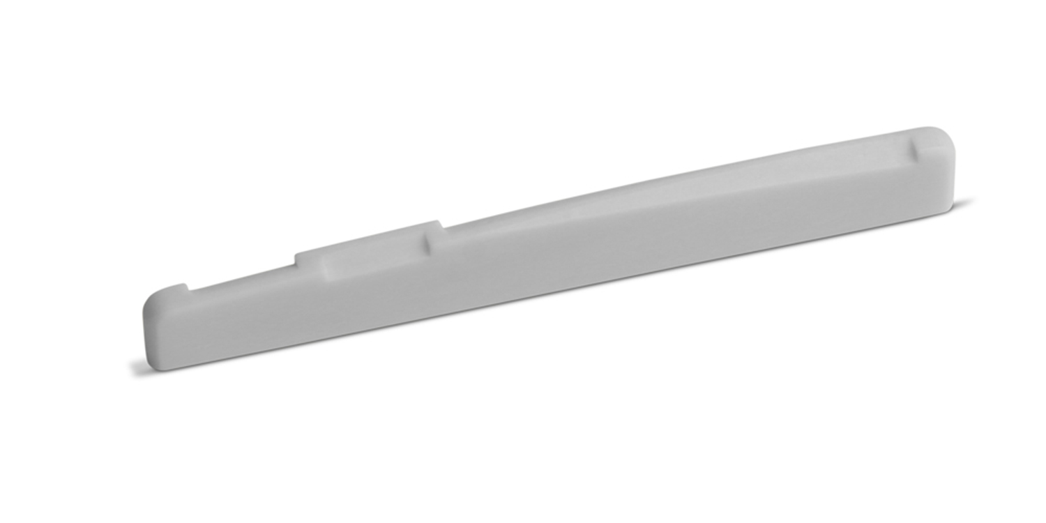 Bone Saddle Fits Many Guild Westerly Guitars 9 mm Height - 3.2 mm Thickness Angle