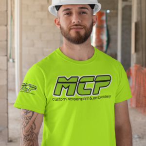 CONSTRUCTION T-SHIRTS