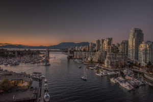 vancouver granville bridge view | Lift CPA Accounting Vancouver