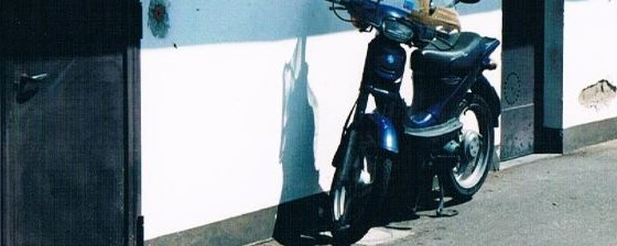 Vespa in Florence, Italy