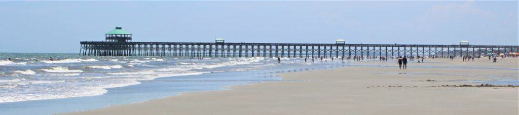 The Pier at Folly Beach (photo: Brent Petersen)