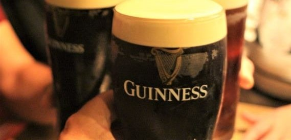 Where to get the best Guinness in Dublin