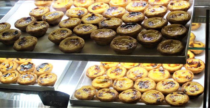 Where to Try Lisbon's Characteristic Tart, the Pastel de Nata