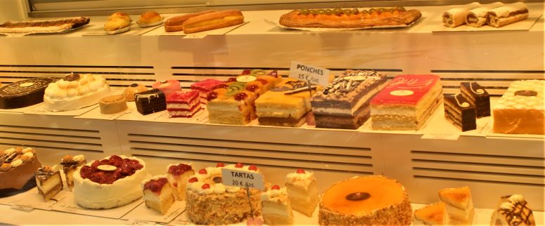 The best sweet treat in Madrid