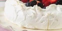 New Zealand's dessert named for a ballerina