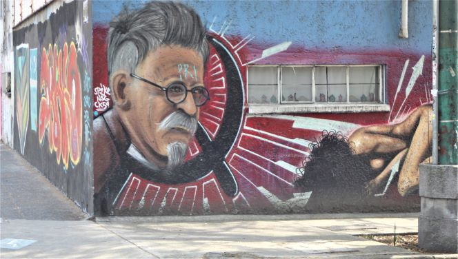 How Trotsky came to live and die in Mexico City
